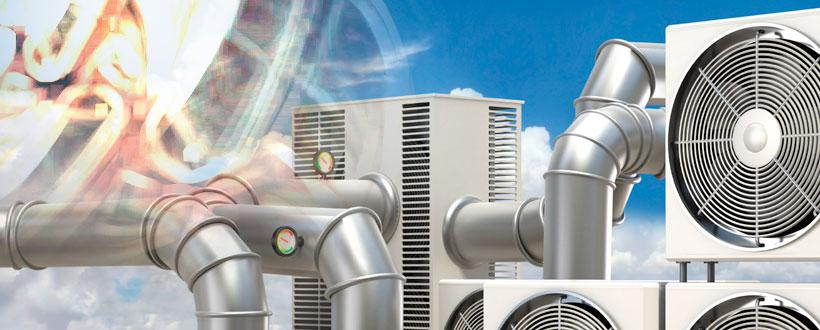 Instalaciones frio-calor Cold and hot air conditioning