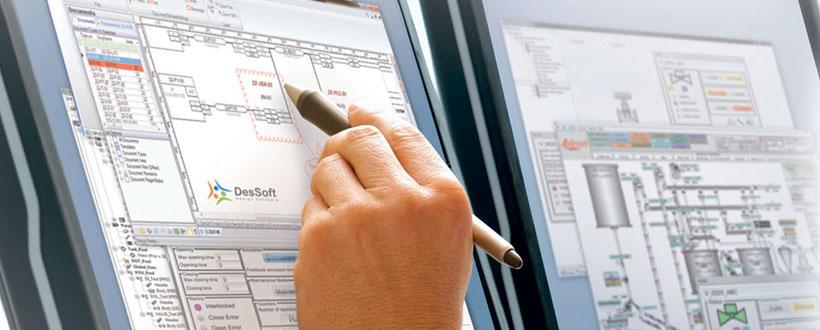 instrumentación y control Instrumentation and control