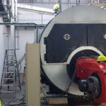 Industrial Boiler for a paper mill | Combustion Solutions