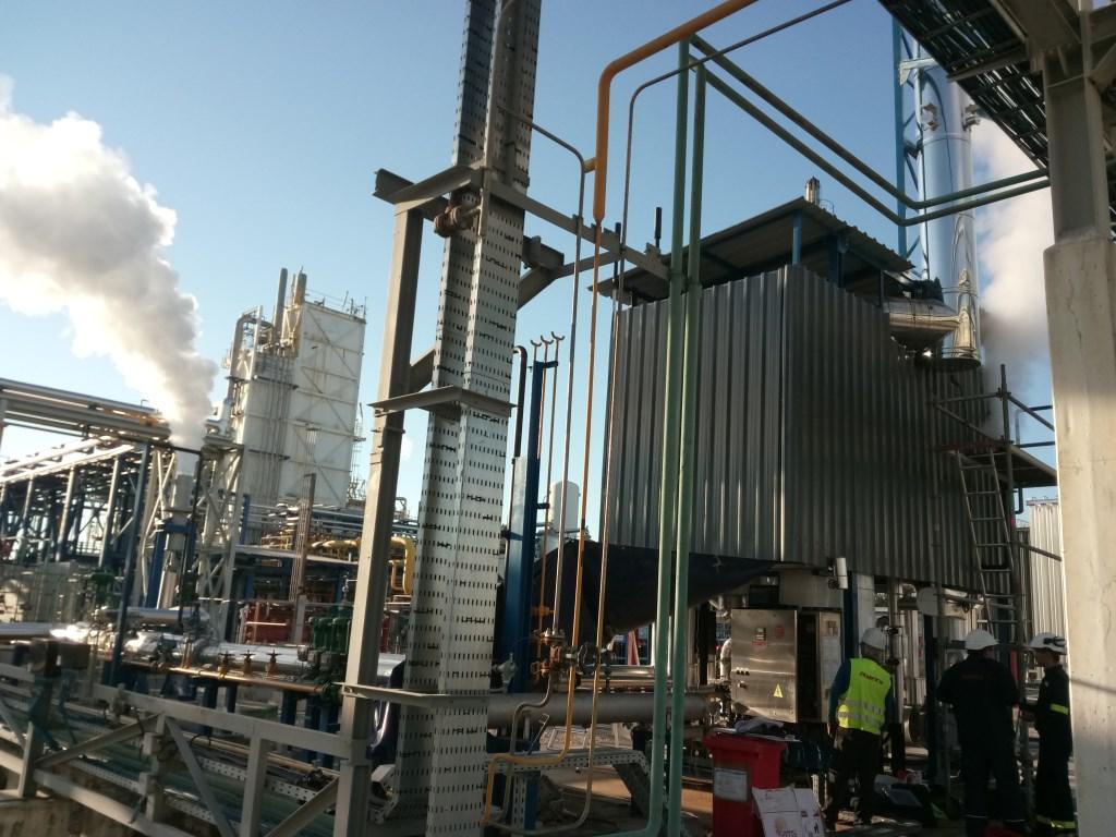 Sistema de combustion de hidrogeno | Quemador de hidrogeno | Soluciones de Combustion