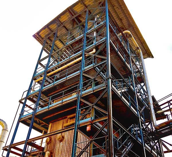 Caldera Biomasa S. Coop. Agralco - Soluciones Integrales de Combustion