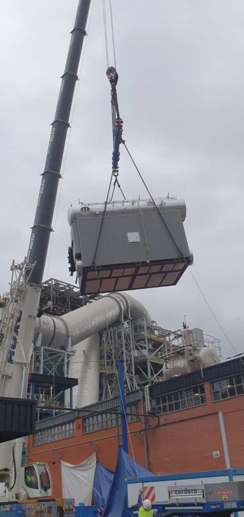 Renovacion de calderas industriales - Soluciones Integrales de Combustion