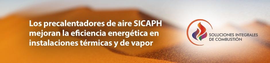 Precalentadores de aire SICAPH