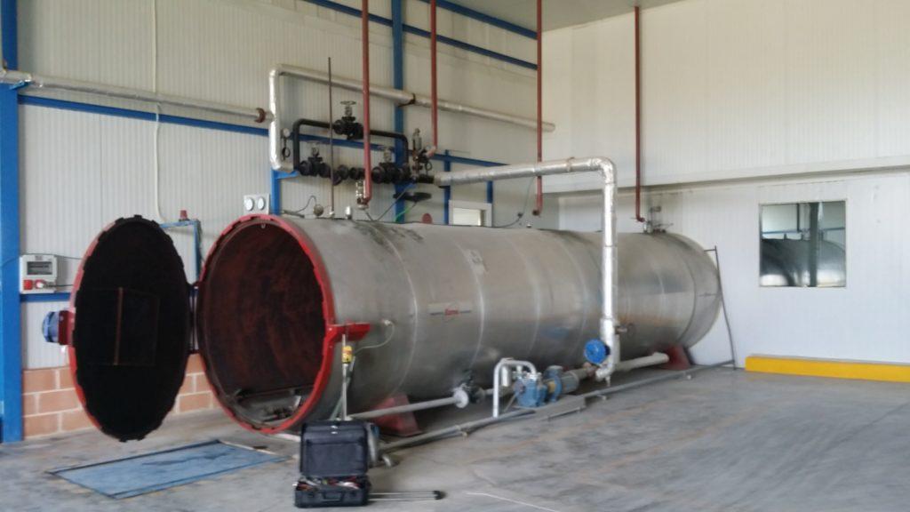 Mantenimiento equipos de presion - Soluciones Integrales de Combustion