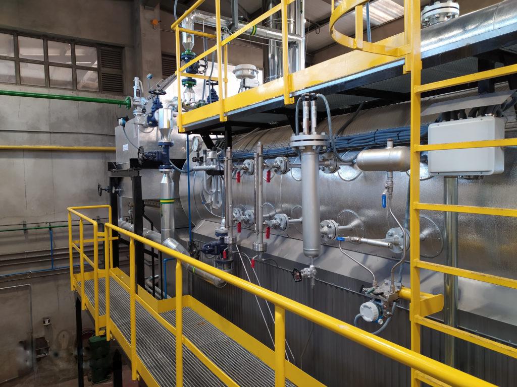 Puesta en marcha de Calderas e Instalaciones llave en mano - Soluciones Integrales de Combustion