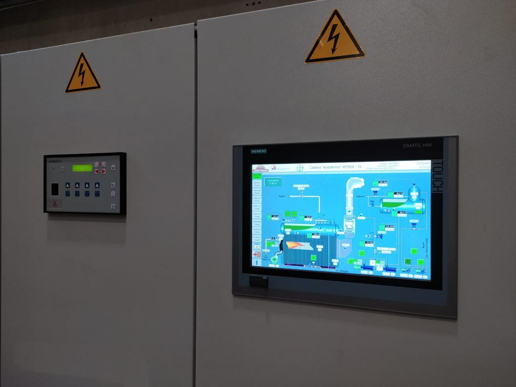 Puesta en marcha de calderas e instalaciones llave en mano - Automatizacion y control - Soluciones Integrales de Combustión