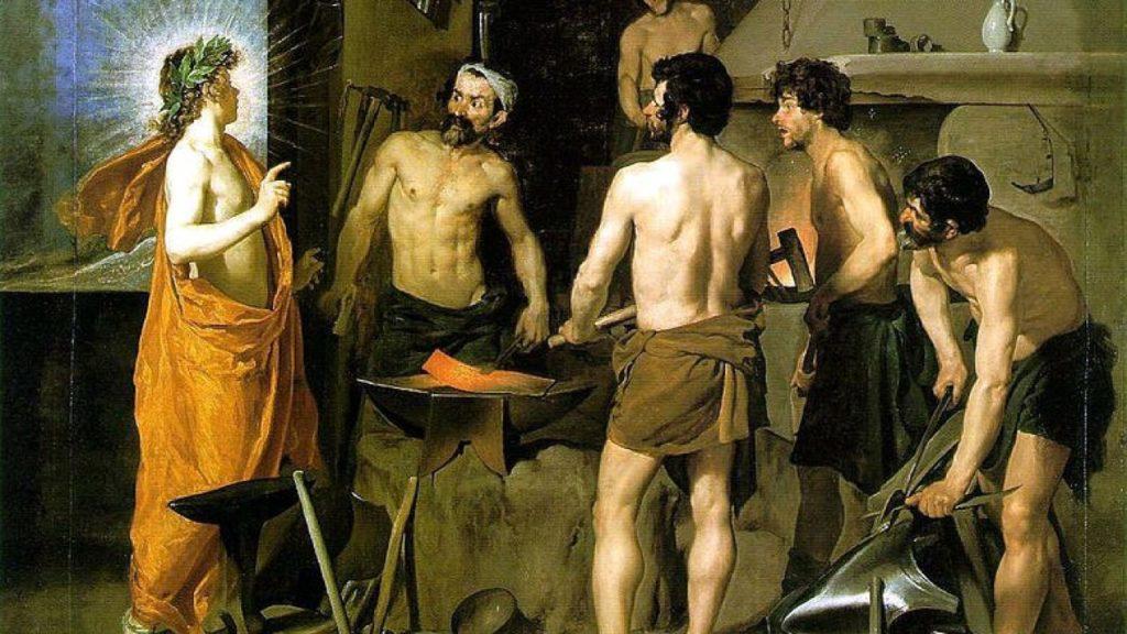 En la mitologia griega, Hefesto es el dios del fuego y la forja, los herreros y la metalurgia. Soluciones de Combustion