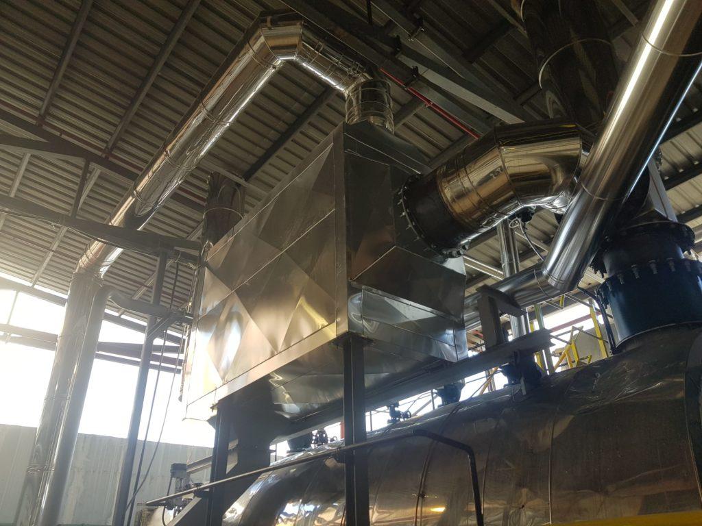 Modernizacion de una instalacion termica - Soluciones Integrales de Combustion