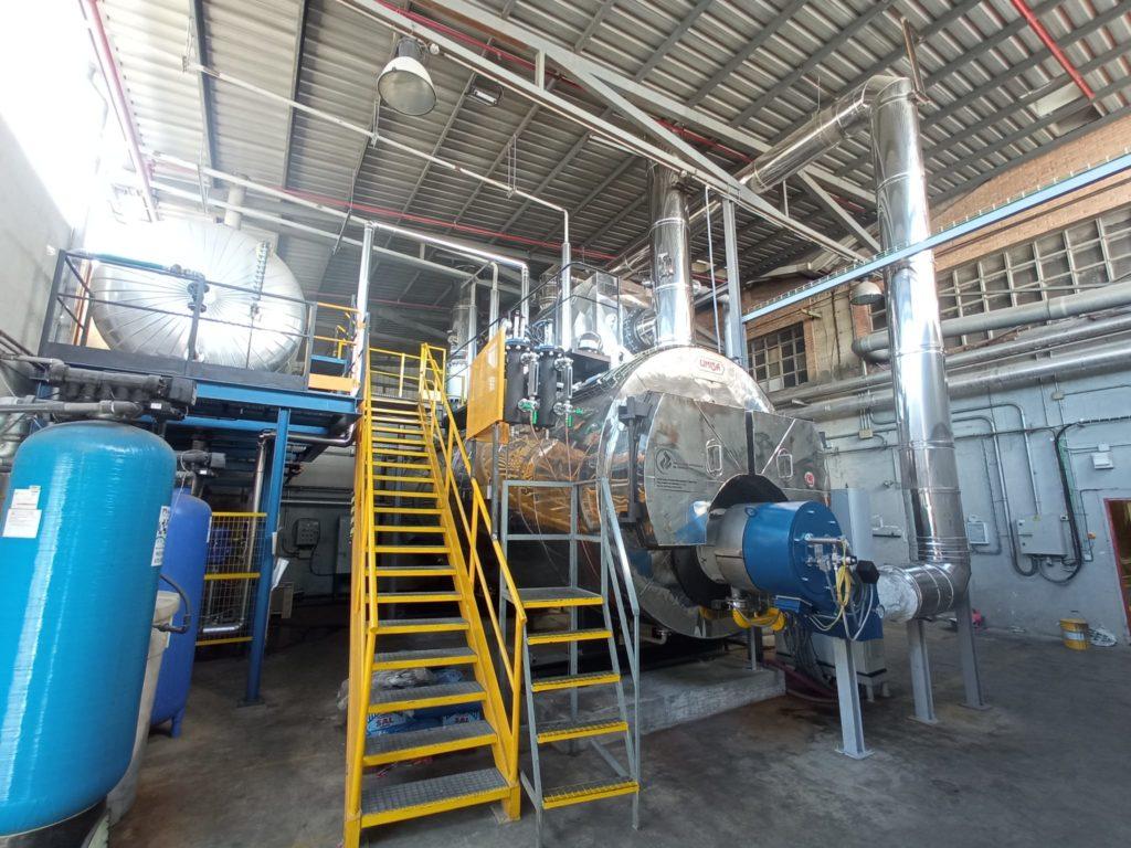 Adaptacion de una instalacion de combustion industrial a la normativa europea de emisiones de NOx - Soluciones Integrales de Combustion