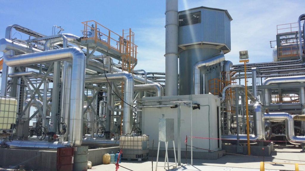 Puesta en marcha de instalaciones termicas a nivel internacional - Soluciones Integrales de Combustion