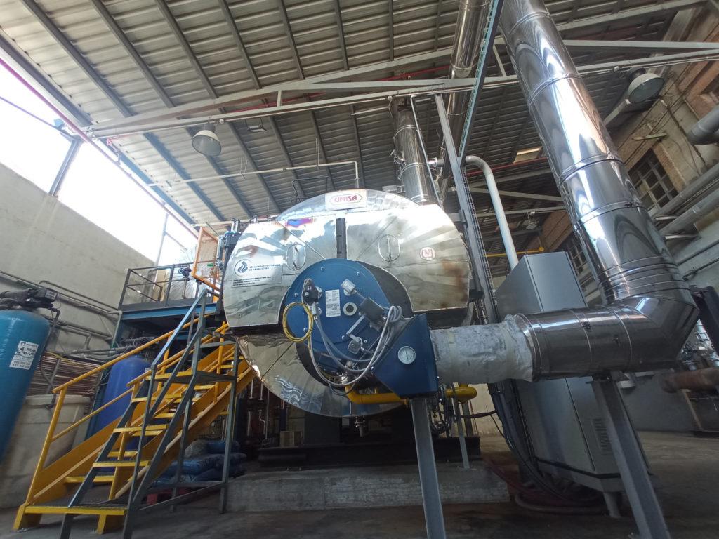 Tecnologia en equipos y procesos industriales de combustion - Soluciones Integrales de Comubustion