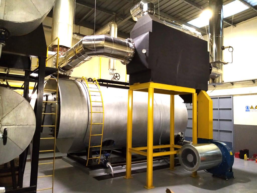 Equipos y procesos industriales de combustion - Soluciones Integrales de Combustión