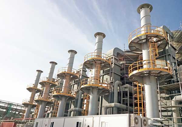Ingeniería combustión industrial